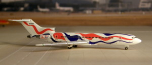 The Spirit of '76 / Braniff Flying Colors